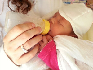 Babynahrung Test